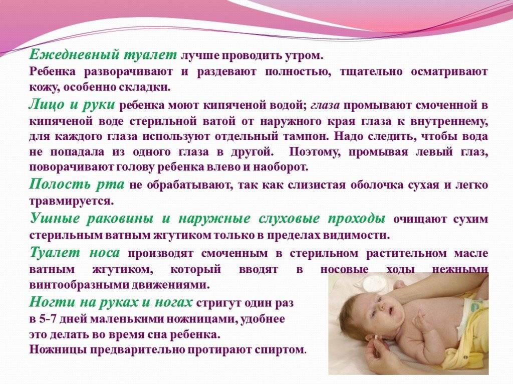 Новорожденный первые дни дома / mama66.ru