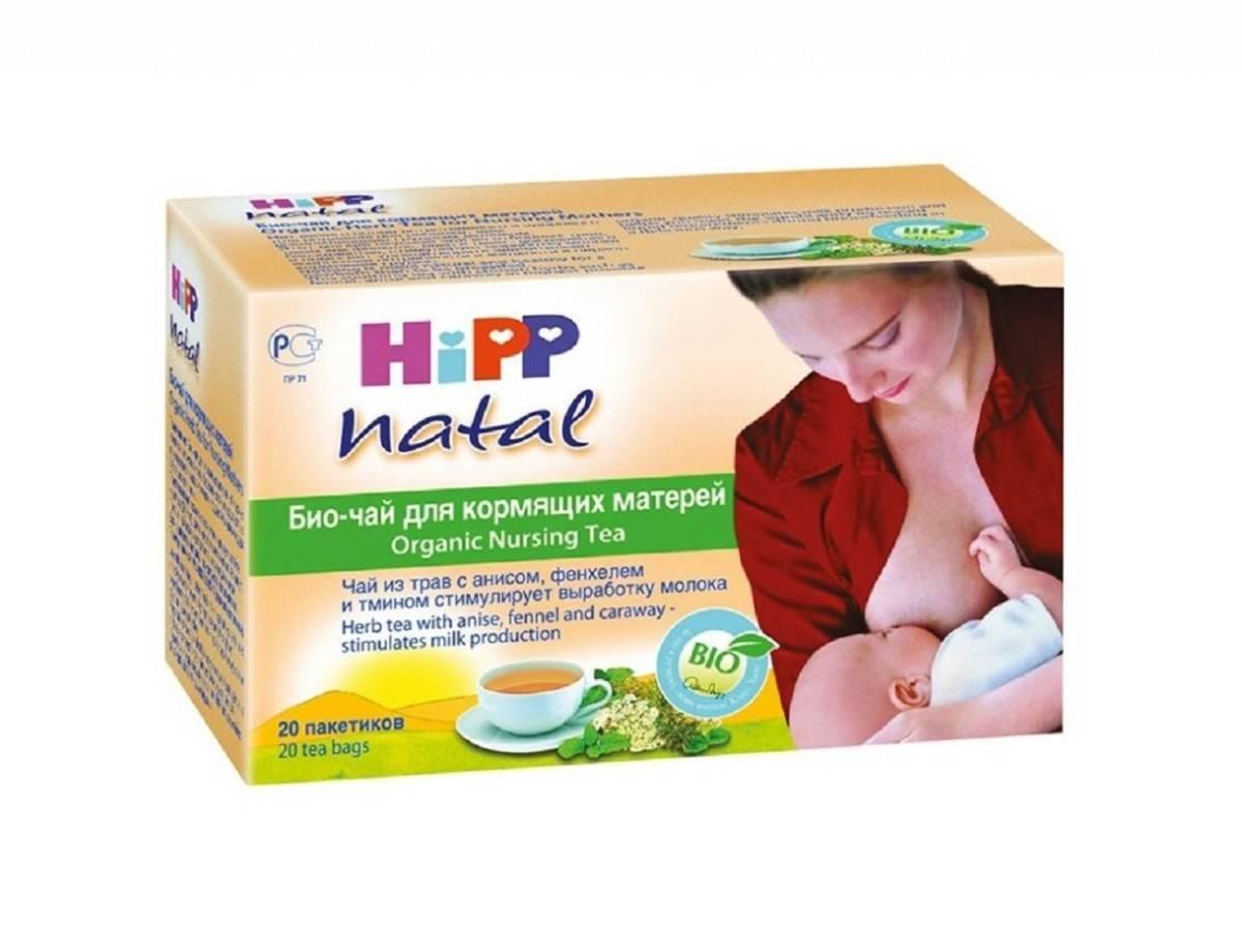 Чай для лактации: помогает ли напиток увеличить объёмы грудного молока