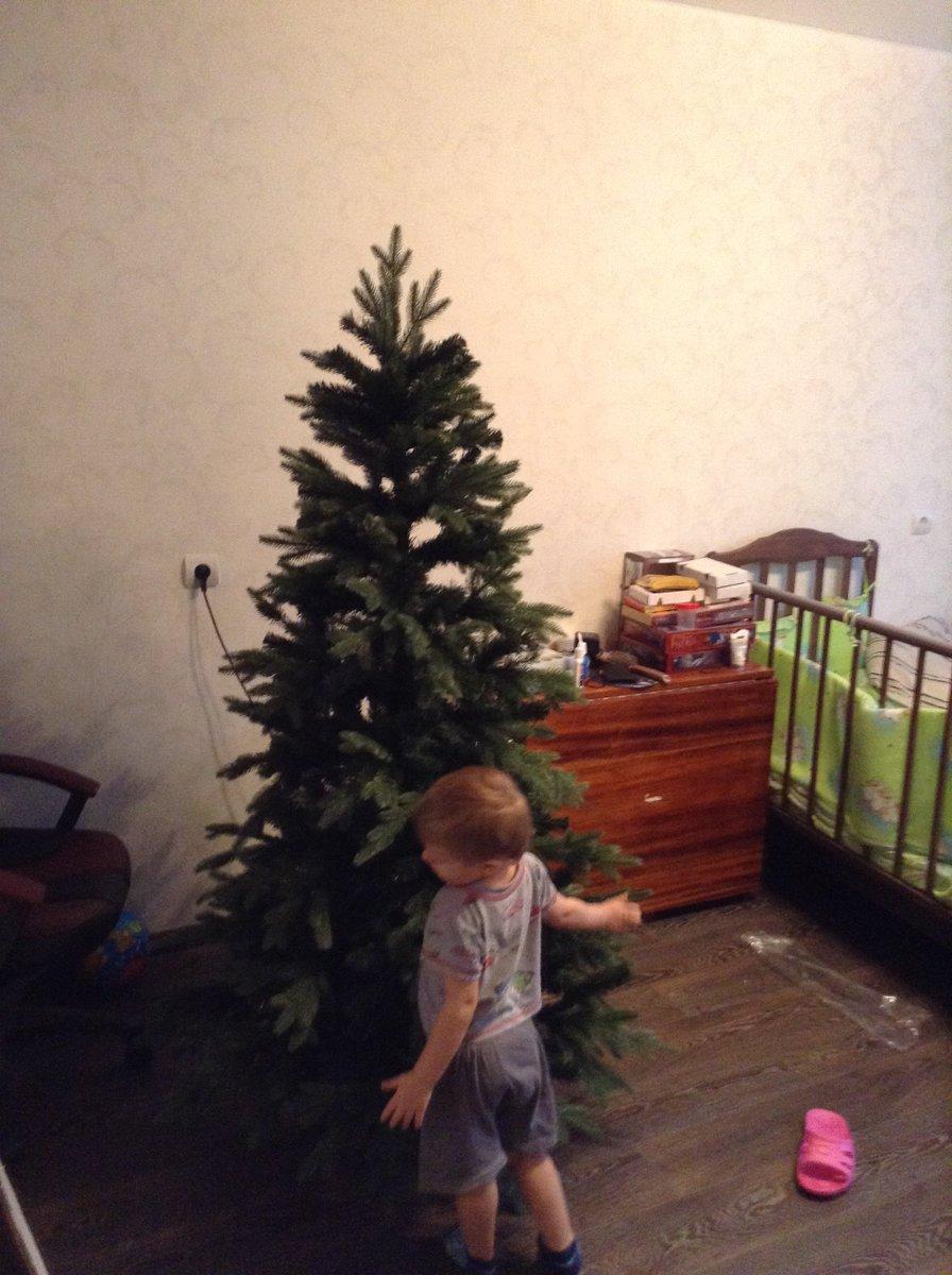 Где ставить елку... - страна мам
