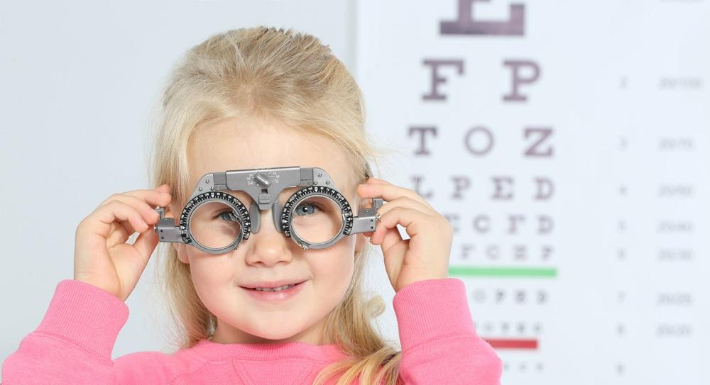 Нарушение рефракции глаза