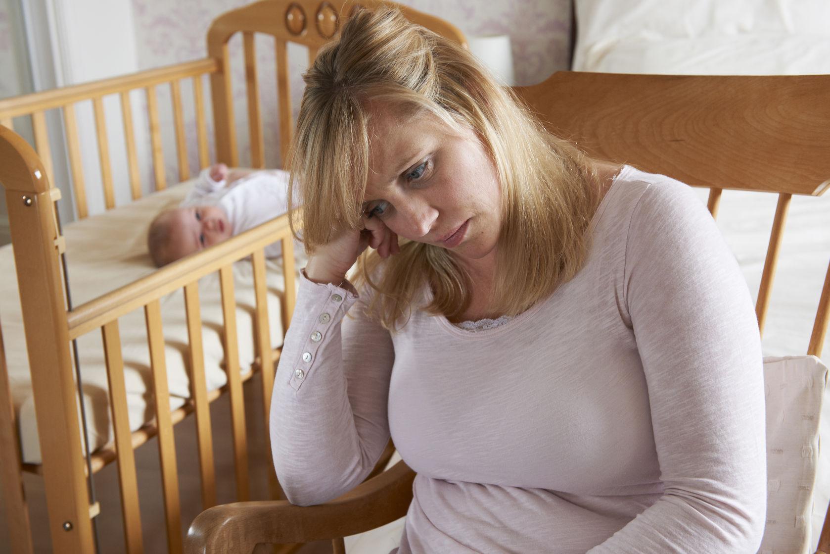 Послеродовая депрессия: мифы, факты, профилактика | vivavita