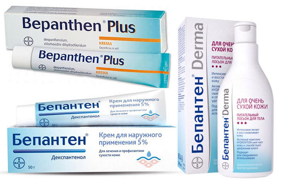 Декспантенол или бепантен: что лучше использовать, правила выбора, отличия препаратов и отзывы пациентов
