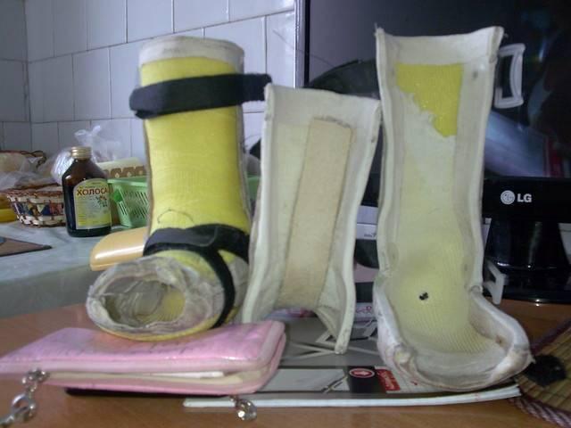 Изготовление и нанесение парафиновых сапожек в домашних условиях