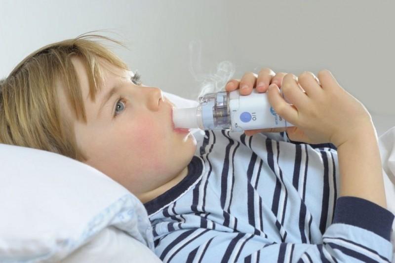 Можно ли делать ингаляции при температуре детям? | активная мама