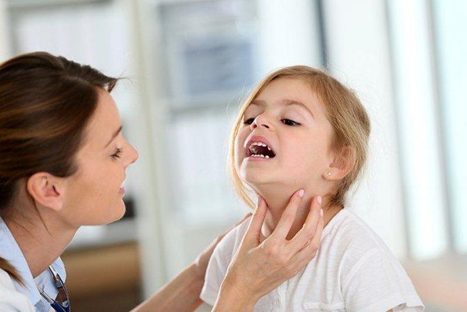 Ларингоспазм у ребенка – симптомы и причины спазма гортани