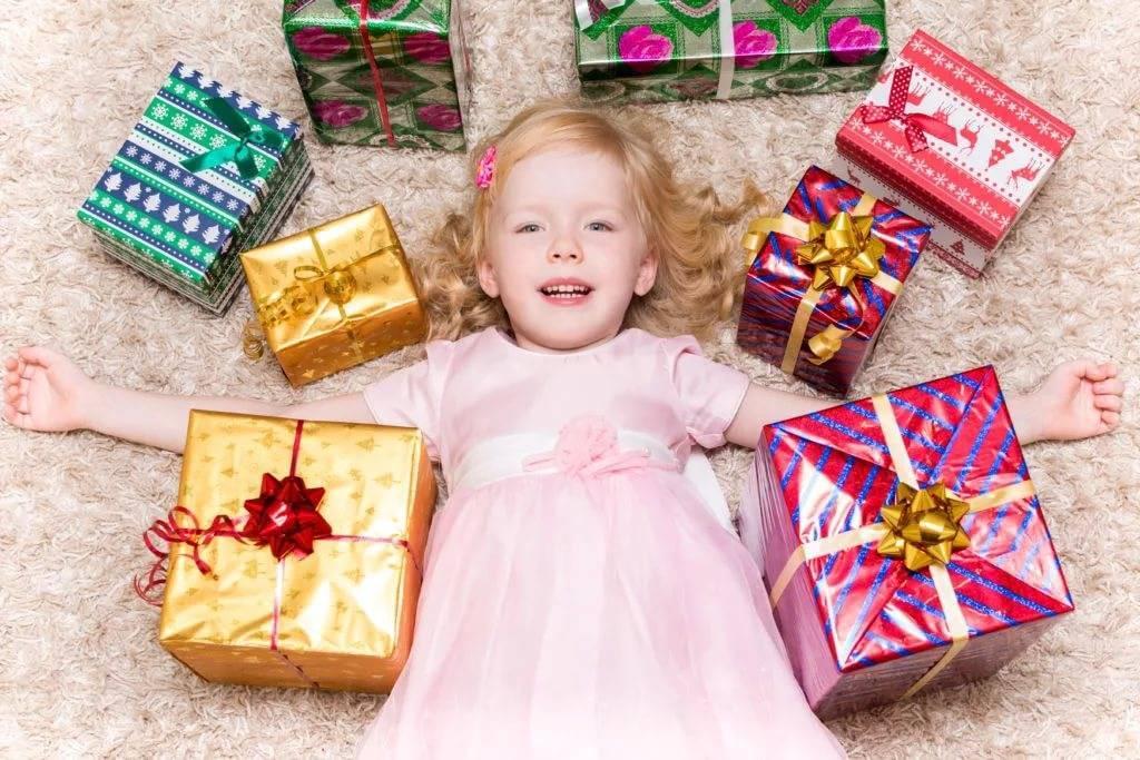 Топ-61 подарок девочке 7-8 лет на новый год