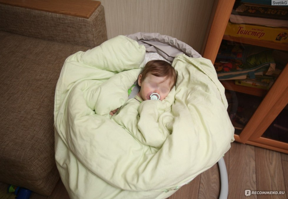 Шесть верных способов уложить малыша спать, не укачивая