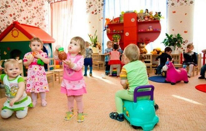 Детский сад - за и против
