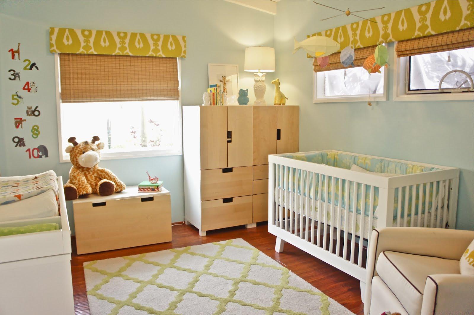 Как обустроить детскую комнату для новорожденного ребенка: фото дизайна интерьера, идеи по оформлению | женский журнал читать онлайн: стильные стрижки, новинки в мире моды, советы по уходу