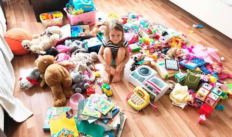 Почему дети ломают игрушки? - растишка