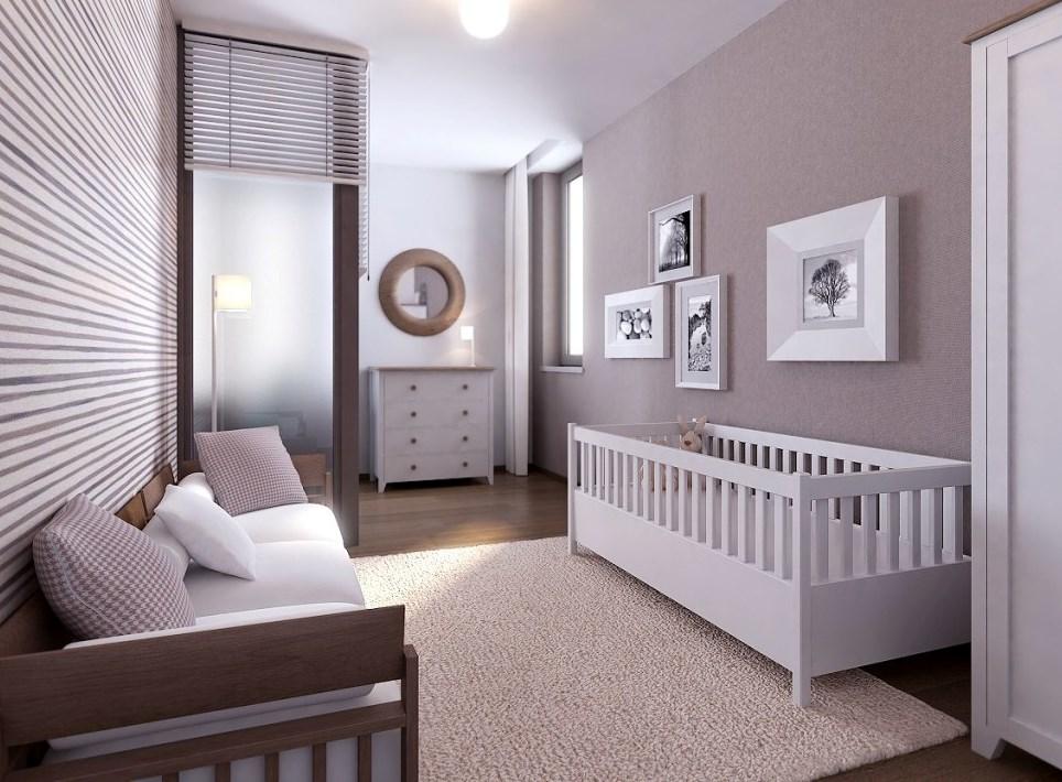 Дизайн маленькой спальни, приемы и хитрости - фото примеров