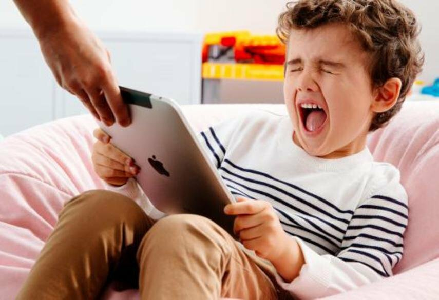 Влияние современных гаджетов на жизнь ребёнка