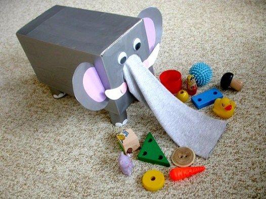 Сенсорные коробки для детей своими руками | любящая мама