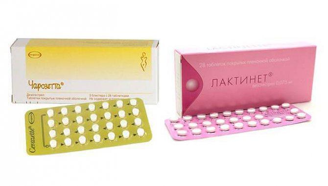 Противозачаточные таблетки при грудном вскармливании. можно ли принимать?