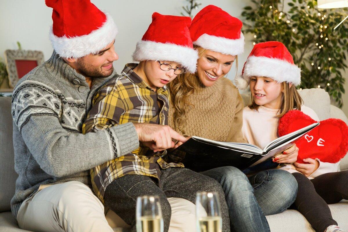 Как провести новогодние каникулы и куда сходить с детьми?