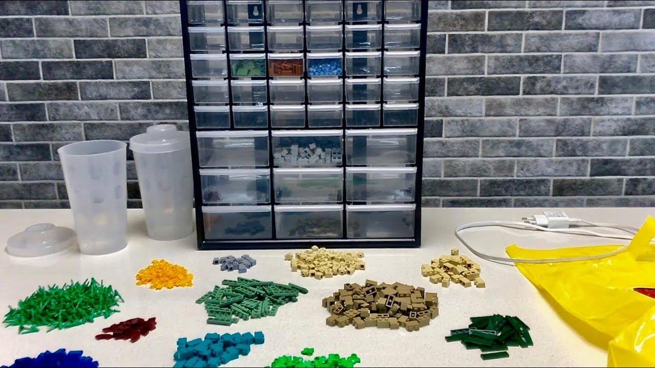 «умный» шкаф – или как правильно сортировать и хранить конструктор lego