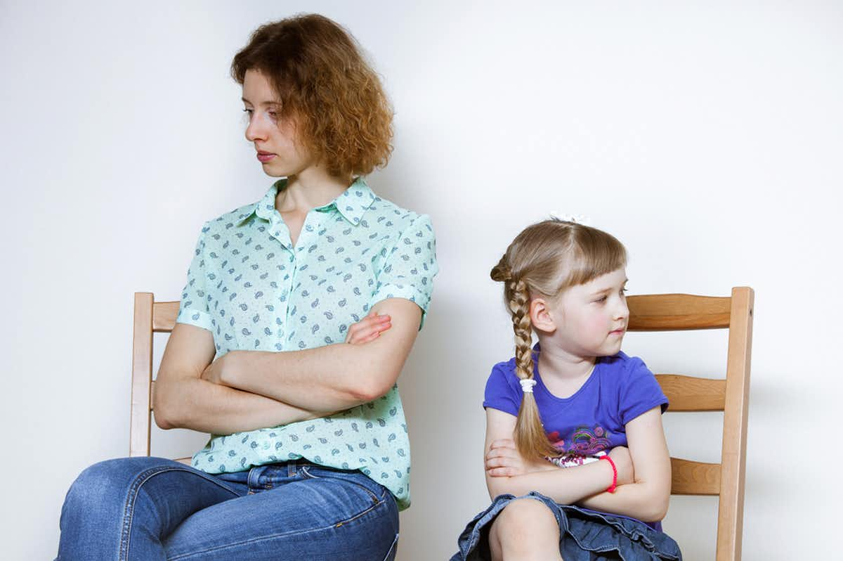 Основная трудность материнства