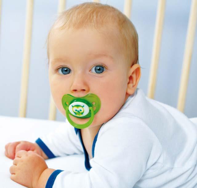 Как выбрать пустышку для новорожденного