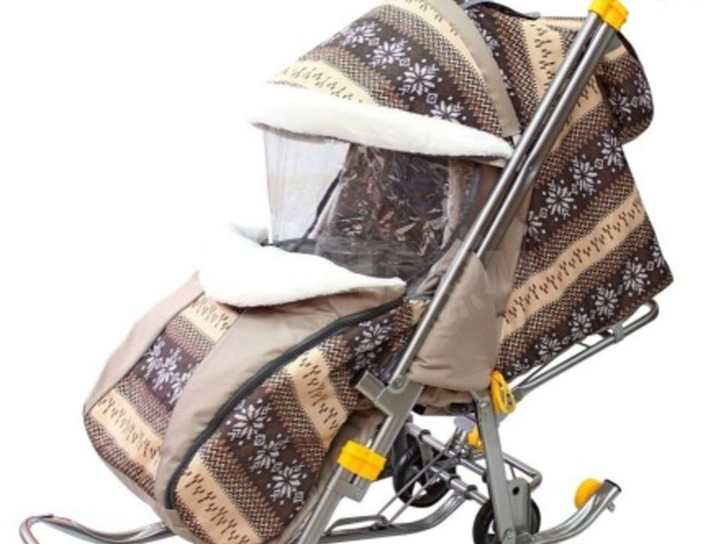 Стоит ли покупать санки-коляску?