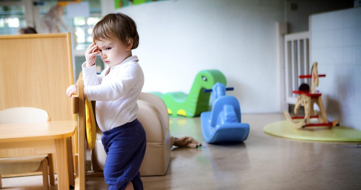 5 причин, по которым ребенок не хочет идти в садик