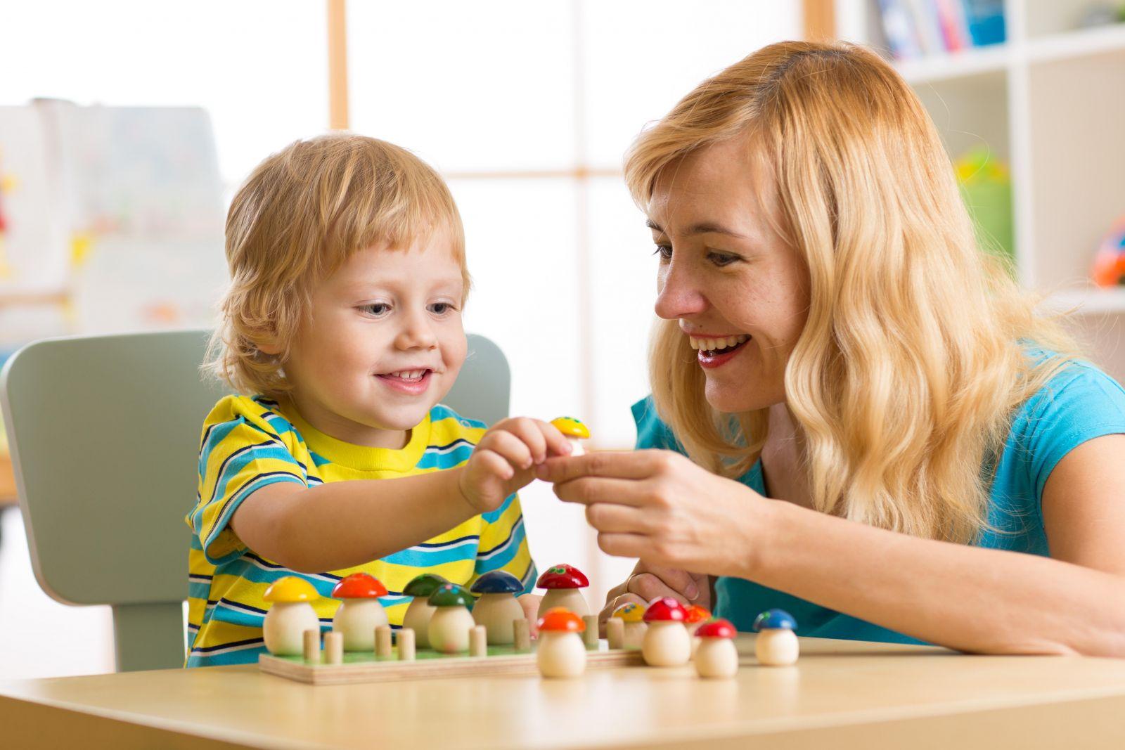 Развитие речи ребенка от 1 до 2 лет - статьи о родителях идетях