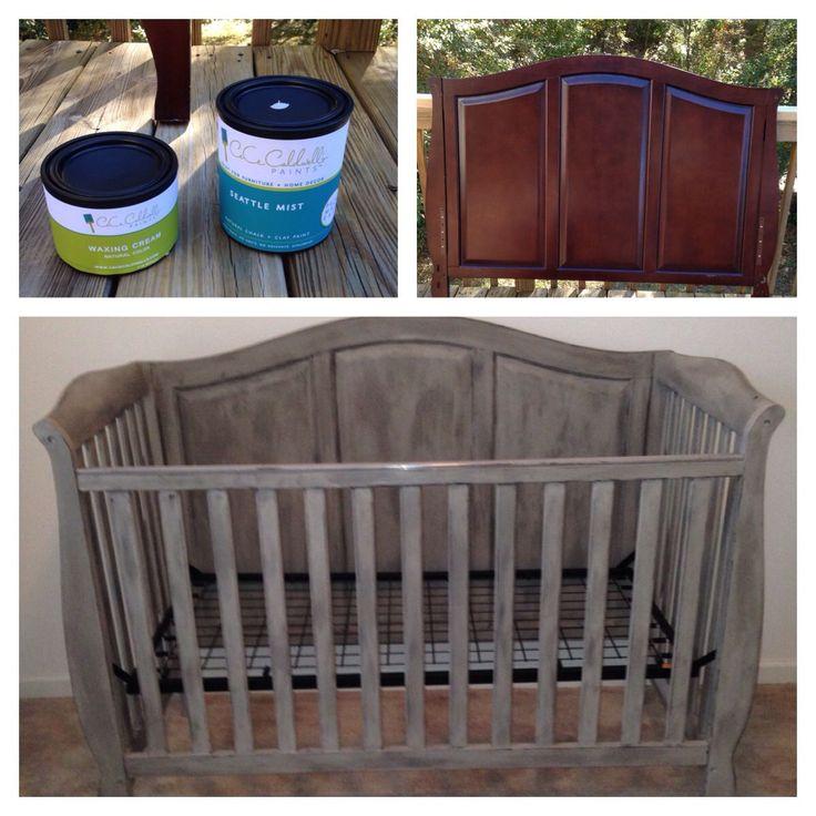 Как покрасить детскую кроватку – правильный подход