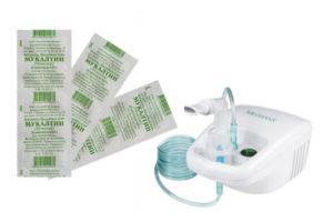 Мирамистин: особенности препарата, его использование для ингаляций через небулайзер взрослому и ребенку