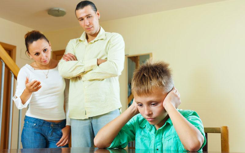 Как родители сами прививают страхи своим детям, а потом удивляются – откуда это у них