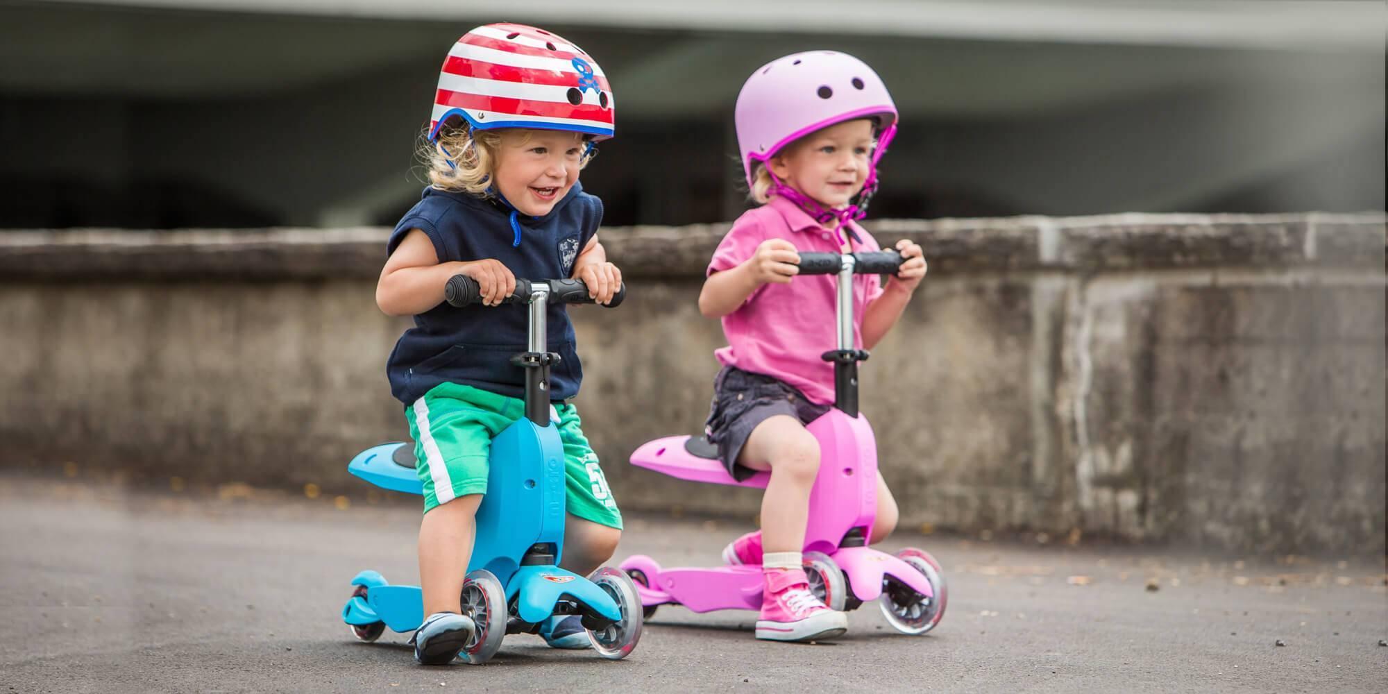 Как выбрать самокат для ребенка 5 лет: рейтинг двухколесных моделей для девочек и мальчиков от 6 лет, какой выбрать с большими колесами, топ