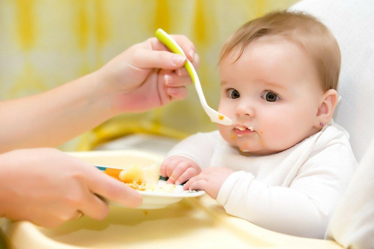 Первый прикорм: почему вводить раньше срока опасно? советы диетолога