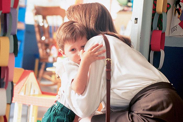 Ошибки родителей, из-за которых ребенок не хочет ходить в детский сад