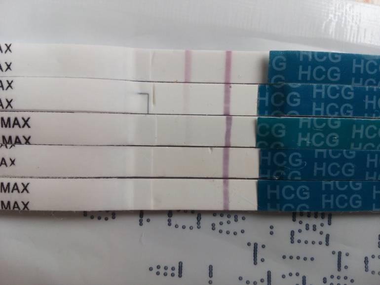 Задержка 10 дней: тест отрицательный и нет признаком беременности