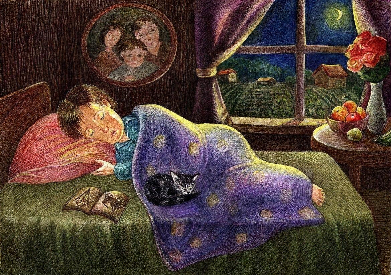 Вечерние ритуалы для малышей