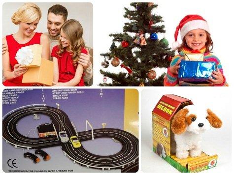 Новогодние подарки детям 2020. только хиты!