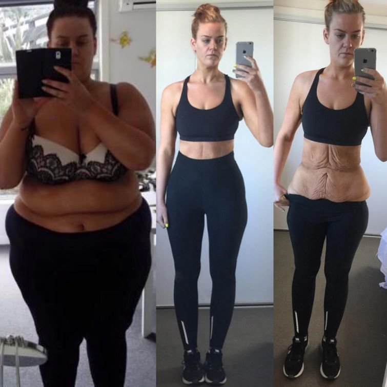 Из 55 в 100 и обратно: моя история похудения после родов
