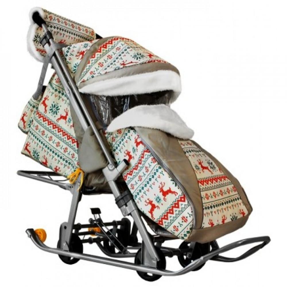 Стоит ли покупать санки-коляску? | плюсы и минусы