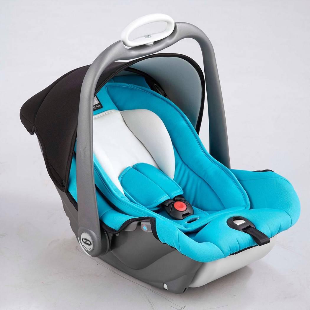 Что лучше – автолюлька или автокресло для новорожденных