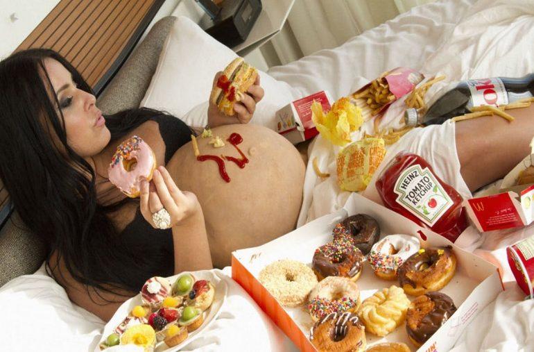 Питание при беременности: как сбалансировать свой рацион. топ-6 вредных продуктов для беременных