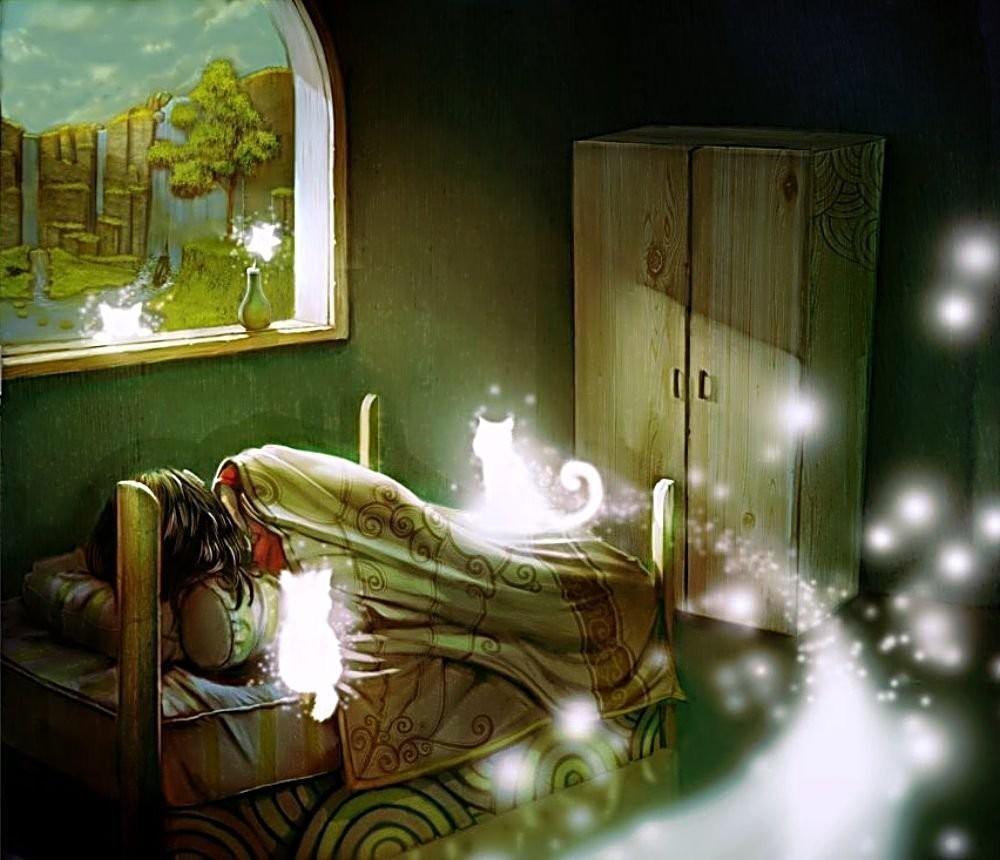 Подборка сказок на ночь для детей — читать перед сном