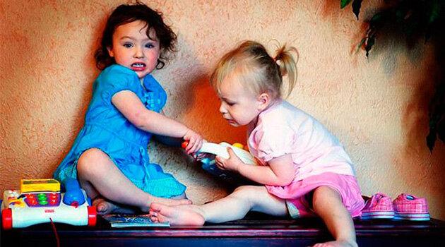 Ребенок не хочет делиться