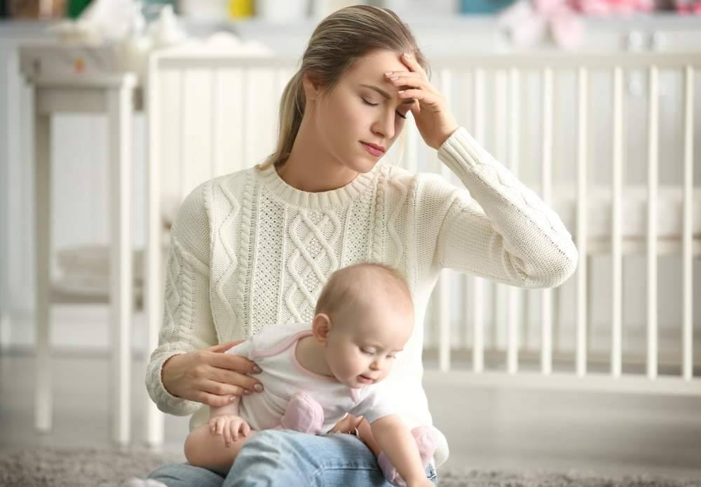 Как не сойти с ума после родов - советы молодым мамам