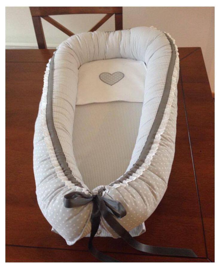 Гнездышко для новорожденных: как сшить и выбрать ткань, мастер-класс по изготовлению своими руками