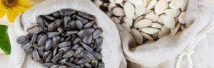 Можно ли семечки при грудном вскармливании кормящей маме, в том числе подсолнечные, тыквенные: особенности употребления