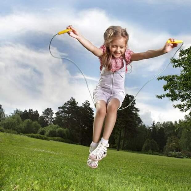 Как научиться правильно скакать на скакалке