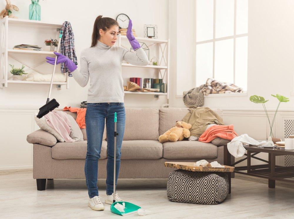 Уборка в детской комнате: лайфхаки