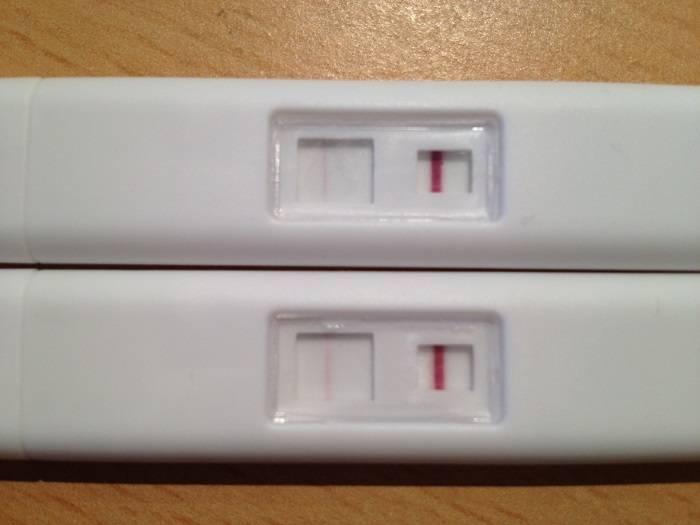 Не очень беременна?
