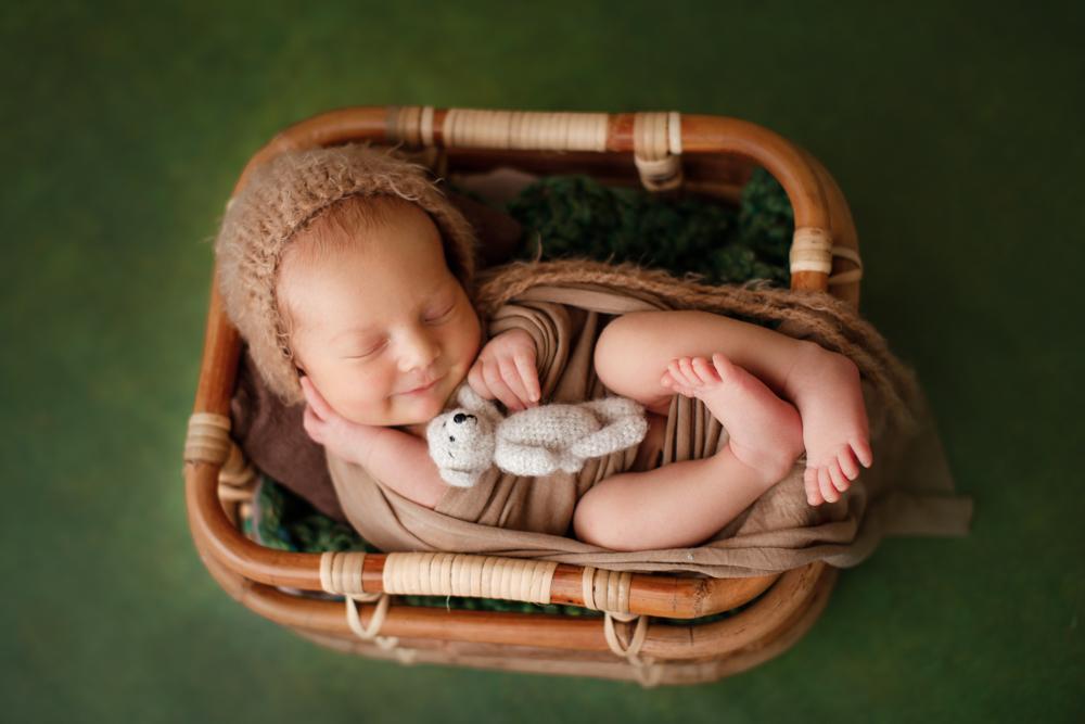 Можно ли фотографировать новорожденных