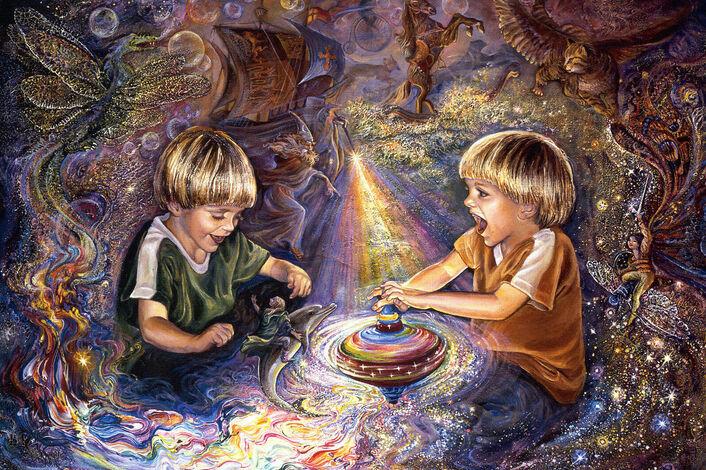 Почему дети любят фантазировать: топ распространенных причин и способы решить проблему