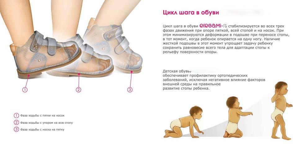 """Как выбрать обувь ребенку до года и старше, ортопедическую и зимнюю?  — журнал """"рутвет"""""""