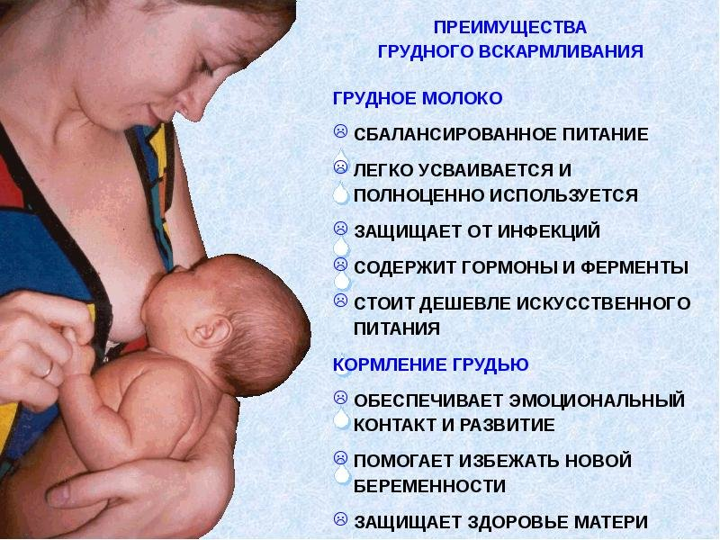 Как и чем сбить высокую температуру маме при гв